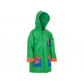 Detská pláštenka FROGY, zelená