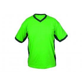 Pánske tričko s krátkym rukávom SIRIUS THERON, zeleno-sivé