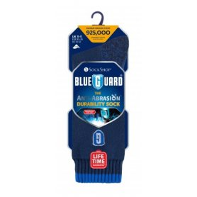Pracovné ponožky odolné proti oderu BLUEGUARD 39-42 modré