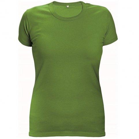 Dámske tričko SURMA, limetkové