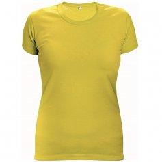Dámske tričko SURMA, žlté
