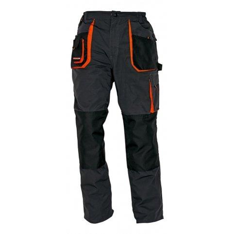 Montérkové nohavice EMERTON, čierne