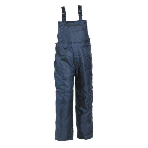 Zateplené nohavice TITAN modré