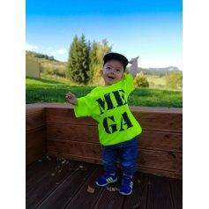 Detské tričko MEGA neónové, Liptáci (6-14r)
