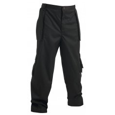 Nohavice RHINO čierne