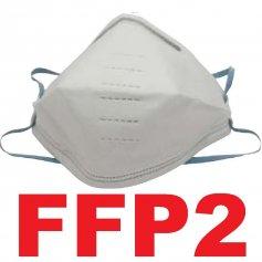 Respirátor na vírus FFP2 DTC3B R9931, POSLEDNÉ KUSY
