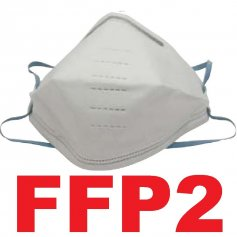 Respirátor FFP2 DTC3B R9931, POSLEDNE KUSY
