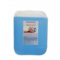 Antibakteriálne hydratačné mydlo 10l PREVENTOL