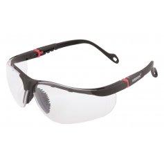 Ochranné okuliare číre polykarbonátové, M1000