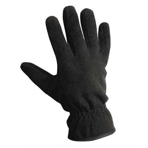 Zateplené rukavice MYNAH, čierne