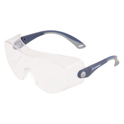 Ochranné okuliare V12-000, číry zorník