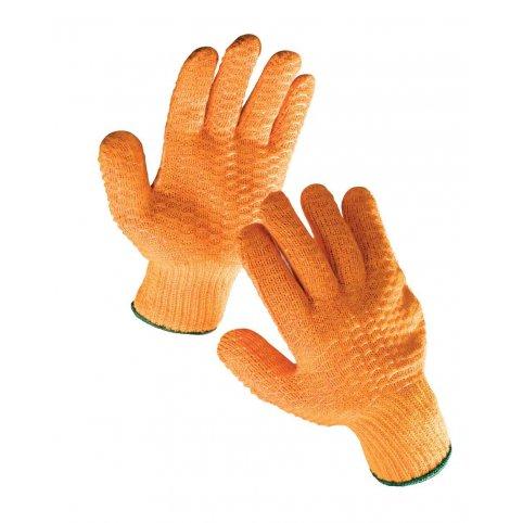 Povrstvené pletené rukavice FALCON