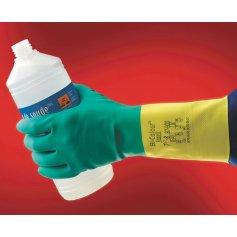 Chemické rukavice BI-COLOUR TM 87-900