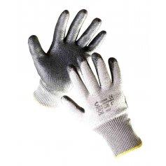 Pletené protiporézne rukavice RAZORBILL