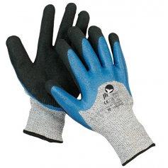 Protiporezové povrstvené rukavice LAGOPUS