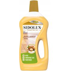 SIDOLUX premium na umývanie drevených a laminátových podláh – ARGANOVÝ OLEJ 750ml
