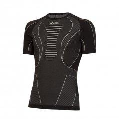 Funkčné tričko Spyder, -5/+25°C, čierne, XTECH