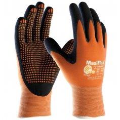 Rukavice MAXIFLEX ENDURANCE 42-848, Oranžové s blistrom