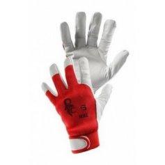 Detské rukavice MIKE s blistrom na suchý zips