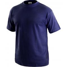 Pracovné tričko DANIEL, tmavomodrá