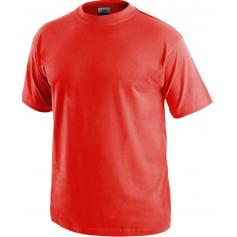 Pracovné tričko DANIEL, červené