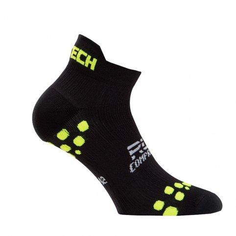 Funkčné kompresné ponožky XT154, +5/+40°C, čierne, XTECH