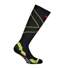 Funkčné kompresné ponožky X-Running, -5/+25°C, XTECH
