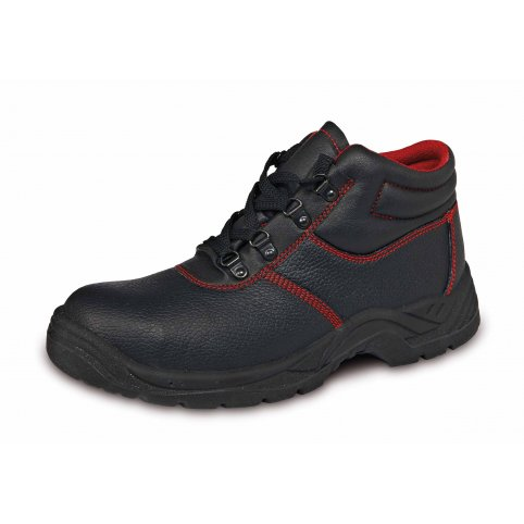 Členková obuv SC-03-001 ankle S1P s oceľovou špicou