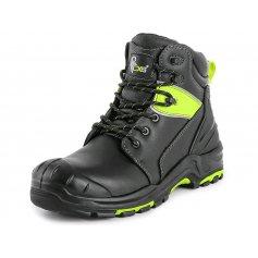 Členková bezpečnostná obuv WORK SOLID S3