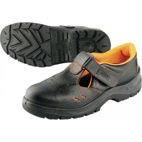 Sandále s oceľovou špicou ERGON GAMMA S1 SRC