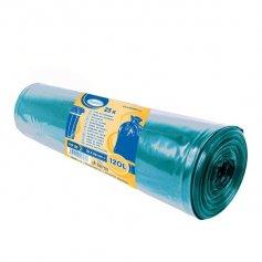 Vrecia do koša 70x110cm, modré, 25ks