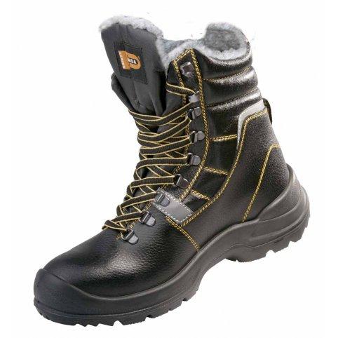 Zateplená vysoká obuv STRONG PROFESSIONAL TIGROTTO S3 CI SRC