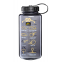 Fľaša TRITAN BOTTLE 1 liter, dymová - typy uzlov