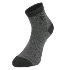 Ponožky CXS PACK, tmavo sivé, 3 ks