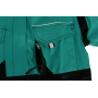 Pánska blúza CXS LUXY EDA, zeleno-čierna