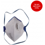 Respirátor na vírus FFP2, AP 322, tvarovaný, výdychový ventilček, POSLEDNÉ KUSY SKLADOM, 0% DPH