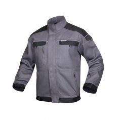 Monterková bunda COOL TREND, sivo-čierna