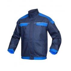 Monterková bunda COOL TREND, tm.modro-sv.modrá