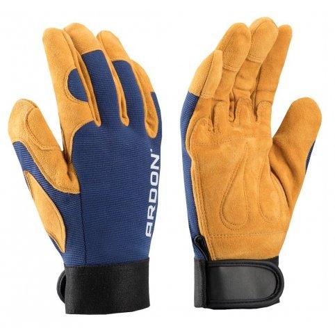Kombinované rukavice AUGUST s blistrom