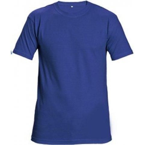 Tričko TEESTA s krátkym rukávom, tmavo modré