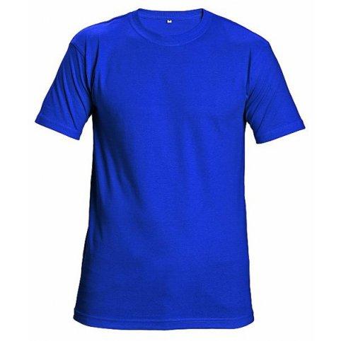 Tričko TEESTA s krátkym rukávom, kráľovsky modré