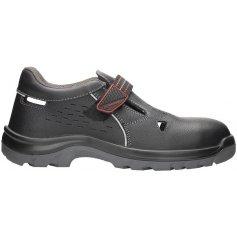 Sandále s oceľovou špicou a planžetou ARSAN S1P