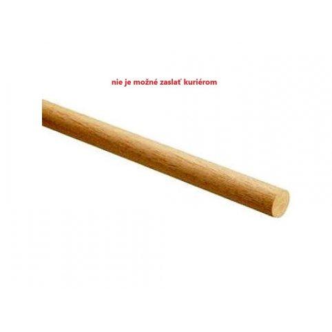 Násada drevená, 160 cm