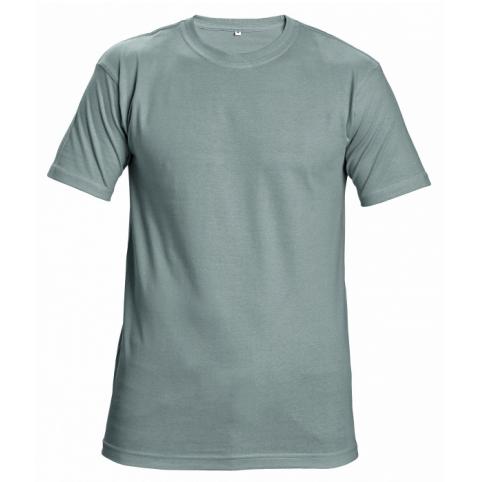 Tričko s krátkym rukávom GARAI, sivé