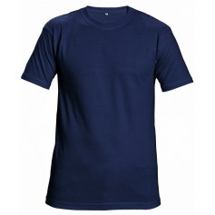 Tričko s krátkym rukávom GARAI, tmavo modré