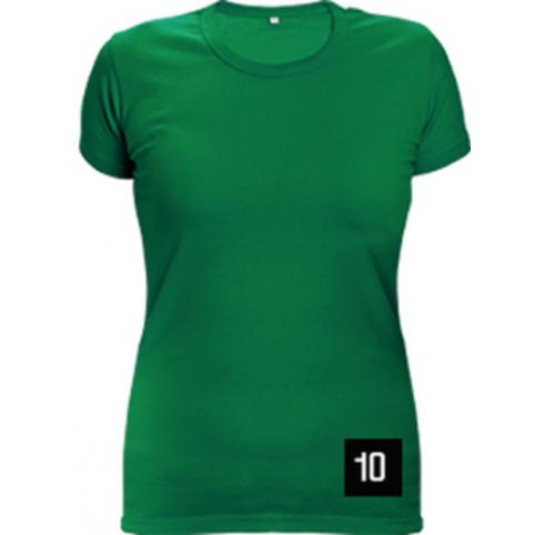 Dámske tričko SURMA, zelené