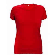 Dámske tričko SURMA, červené