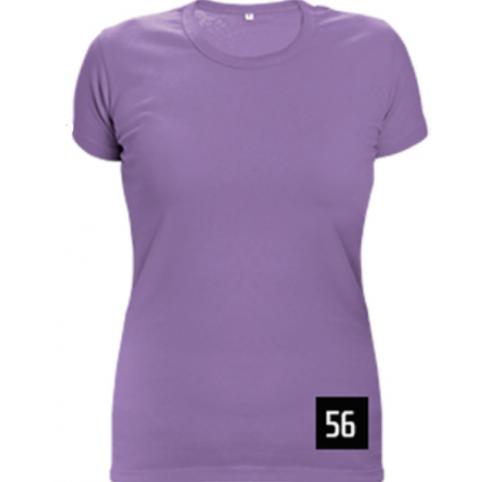 Dámske tričko SURMA, fialové