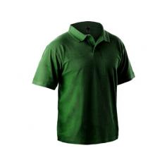 Polokošeľa DHANU, MICHAEL s krátkym rukávom, zelená