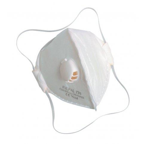 Respirátor FFP2 REFIL 731 s ventilčekom